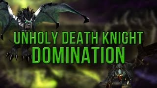 Death Knight Guide - UNHOLY DOMINATION! MoP PvP