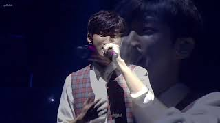 [no0o0datrans] B1A4~ I'll Find You (live space concert) [arabic sub]