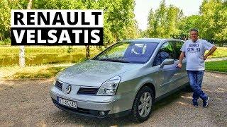 Renault VelSatis - bo Wanda Niemca nie chciała