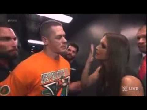 WWE John Cena Arrested - YouTube