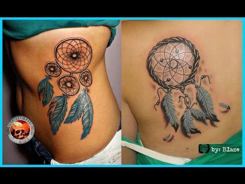 Mejores Tatuajes De Atrapasueños Youtube