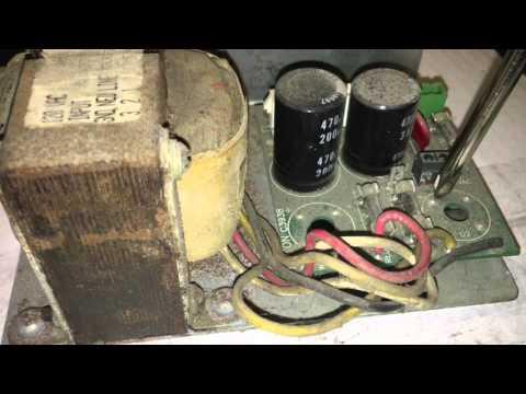 How to repair Horton 2150 power supply