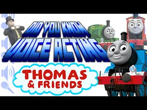 Thomas & Friends - Did You Know Voice Acting?
