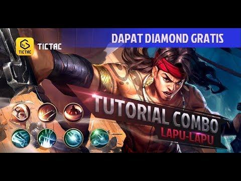 [Mobile Legends]Tutorial Combo Lapu-Lapu