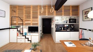 Small Space Home Decorating Design - Organize Small House Ideas
