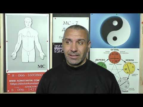 Воспаление Подмышечных лимфоузлов. Иглотерапия в помощь.