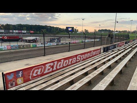 We Watched the Sun Rise Over Eldora Speedway / World 100 Part 1