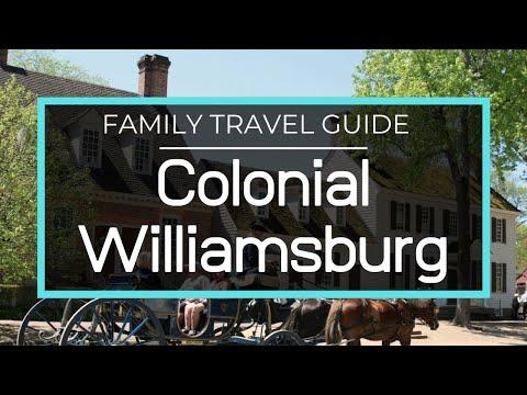 Day 3 - Historic Williamsburg, Walking Tour, Printer, Candlemakers, Blacksmith, Street Fair