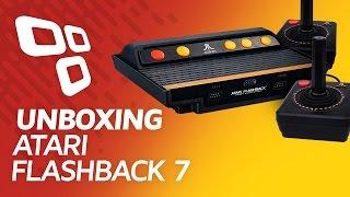 Atari Flashback 7 - Primeiras Impressões [TecMundo Games]