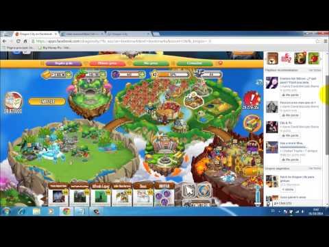 Hack De Gemas Para Dragon City Octubre / 2014