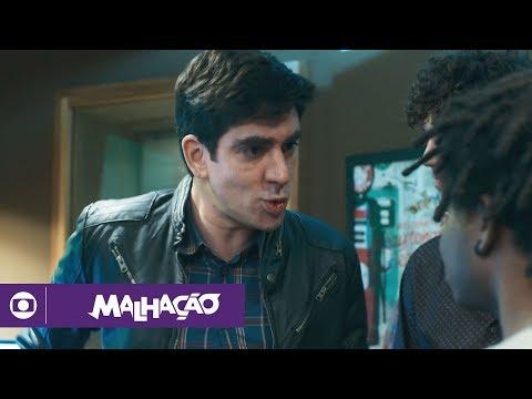 Malhação - Vidas Brasileiras: capítulo 74 da novela, terça, 19 de junho, na Globo
