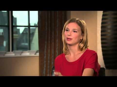 Emily van Camp looks back at series one of Revenge