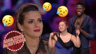 INSPIRING Acrobats Get GOLDEN BUZZER And Leave Judges In FLOODS of TEARS | Amazing Auditions