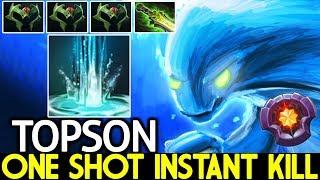 TOPSON [Morphling] Crazy Damage One Shot Instant Kill 7.24 Dota 2