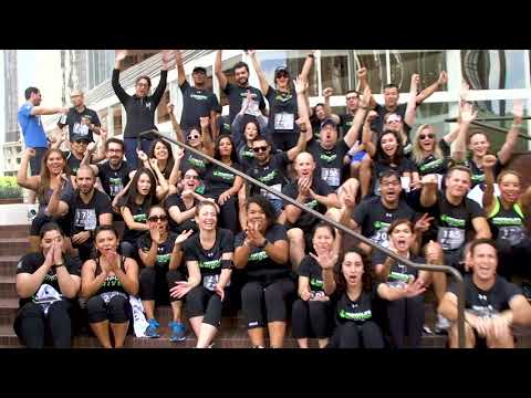 2017 Ketchum-Downtown LA YMCA Stair Climb