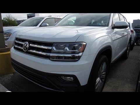 2019 Volkswagen Atlas Baltimore MD Parkville, MD #O9515608