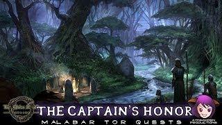 Video ★ Elder Scrolls Online ★ - L36 The Captain's Honor download MP3, 3GP, MP4, WEBM, AVI, FLV November 2017