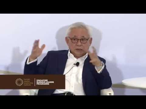 Serge Pun on Investing in Myanmar and Fighting Corruption