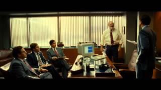The Wolf of Wall Street - Clip Jordan Belfort e le cene di lusso