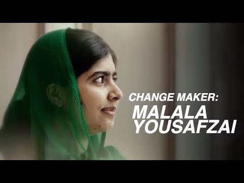 Changemaker: Malala Yousafzai