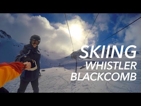 Late Season Skiing At Whistler Blackcomb