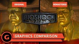 BioShock Remastered Graphics Comparison