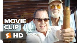 Papa Hemingway in Cuba Movie CLIP - Another Chance (2016) - Giovanni Ribisi,  Adrian Sparks Movie HD