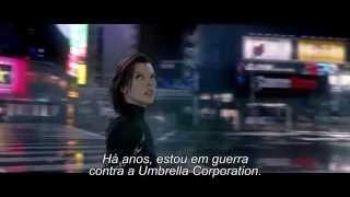 Trailer legendado Resident Evil 5 - Retribuição [Exclusivo]