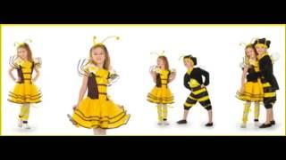 костюм Пчёлка для девочки  Магазин GrandStart.ru