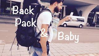 Mit Backpack und Baby durch Asien! | Vietnam #VLOG15