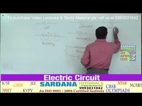 Electric Circuit-10th Class