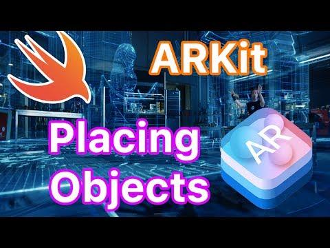 Swift ARKit (Augmented Reality) Tutorial