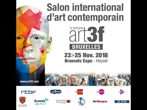 Art3F Bruxelles - Novembre 2018