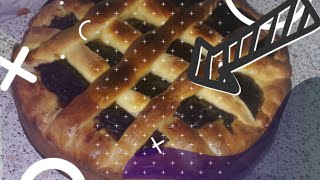 Сидим на карантине/Юмор/Пирог с черносливом/