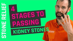 4 Stages of Passing Kidney Stones- What You Need to Know!