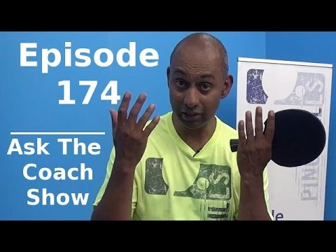 Ask the Coach Show #174 - Elbow Position for Serving