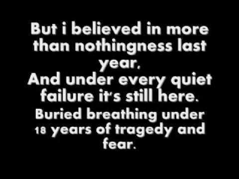 Say Anything - Try to Remember, Forget -Lyrics-