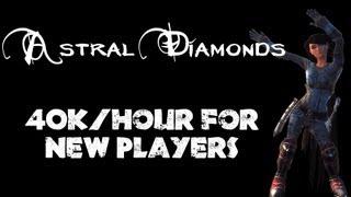 Low-Level Astral Diamond Farming