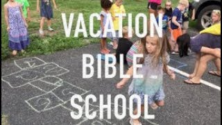 Vacation Bible School: Hamilton United Methodist Church