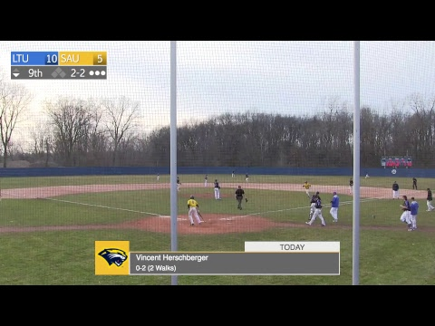 Baseball vs. Lawrence Tech