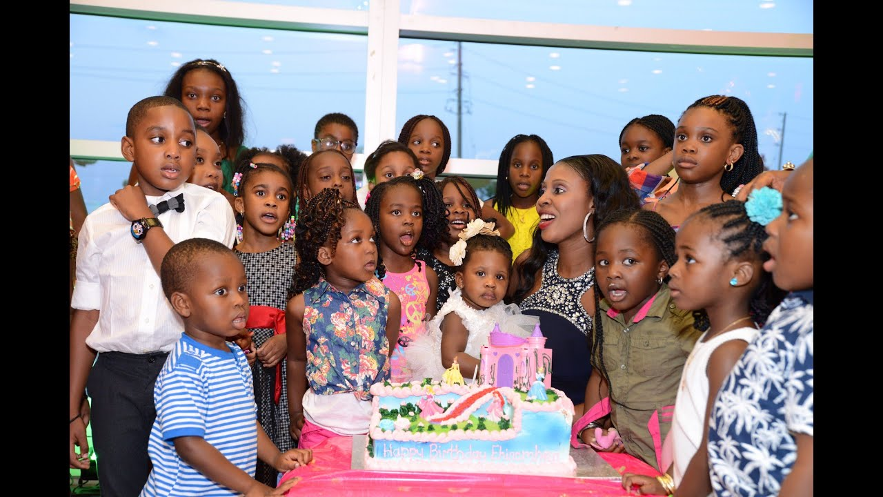 Happy Birthday Barney Birthday Cake