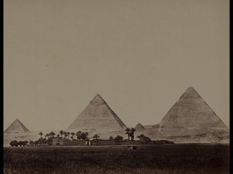 Alien Planet - Ufo Fleet Over Giza Pyramids!!