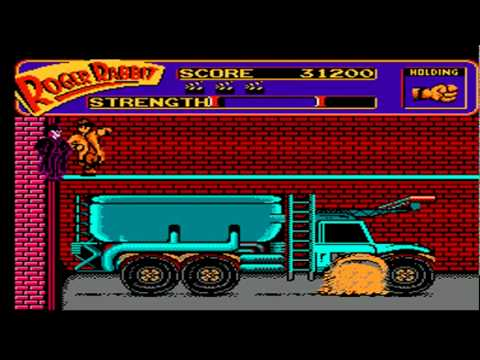 play it through who framed roger rabbit part 2 youtube - Who Framed Roger Rabbit Nes
