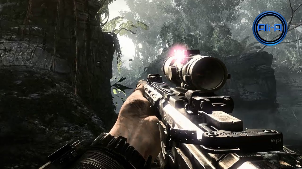 Call of Duty: GHOSTS - Xbox One & PS4 Graphics ...