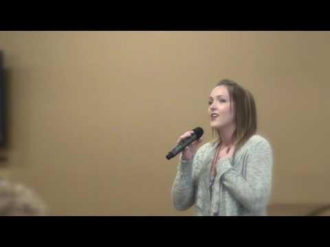 """""""Hallelujah"""" - Alexandra Burke (cover)"""