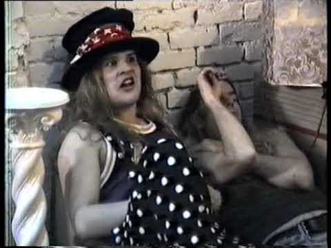 Mother Love Bone - Andrew Wood's Last Video (March 11, 1990)