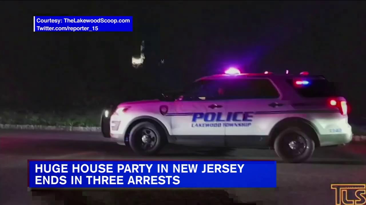 new jersey airbnb house party