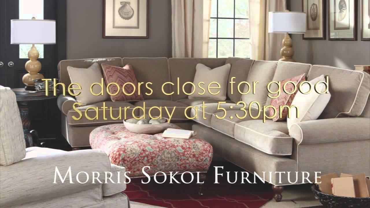 Morris Sokol 30 TV Final Days