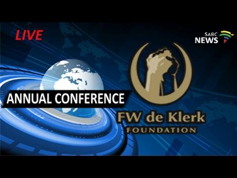 FW de Klerk Foundation annual conference, 02 February 2017 pt1