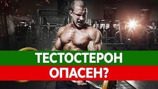 ТЕСТОСТЕРОН у мужчин и женщин. Чем опасен повышенный уровень тестостерона?